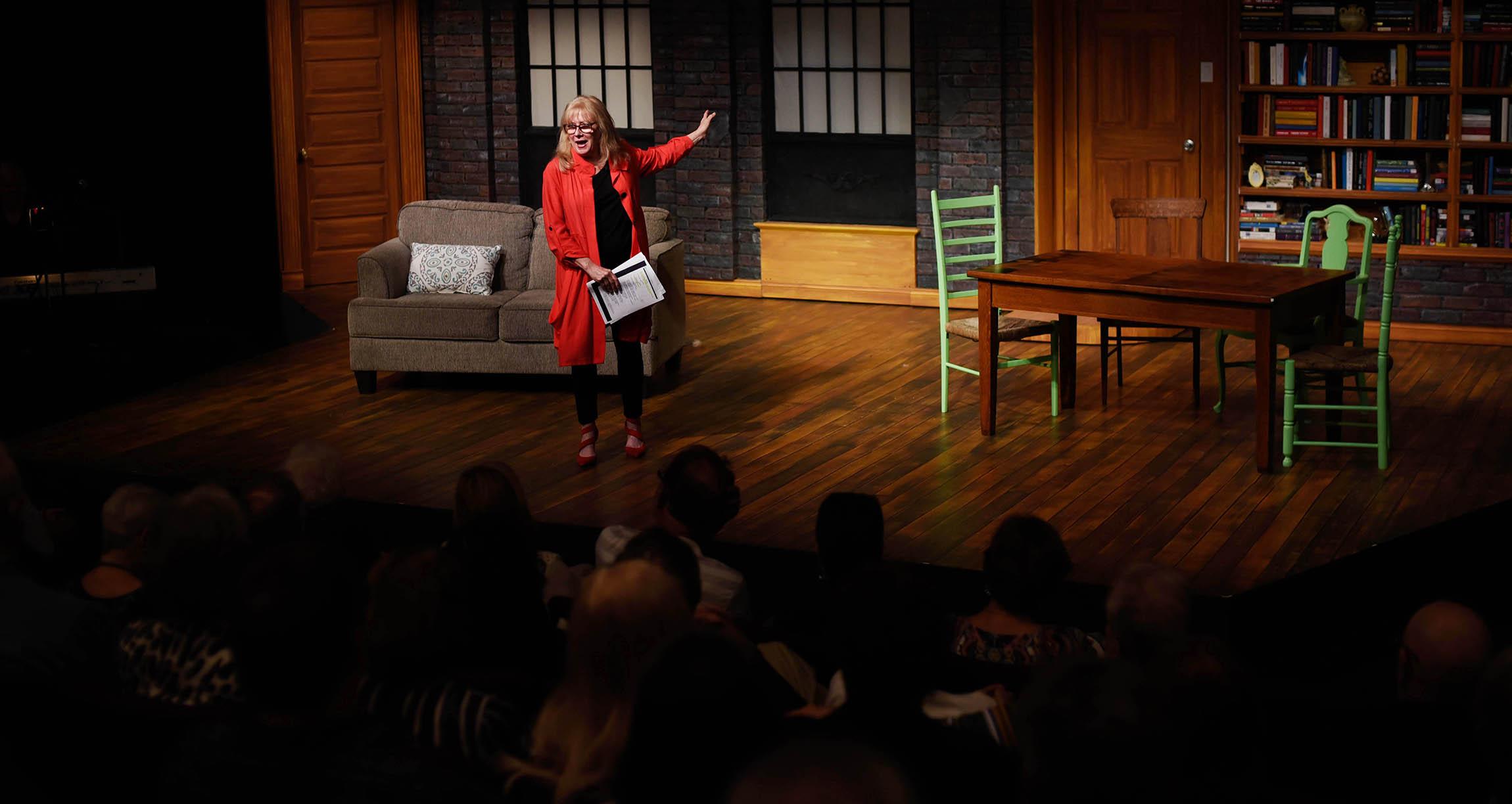 2018-2019 Subscriptions - Capital Rep Albany - LORT Theatre